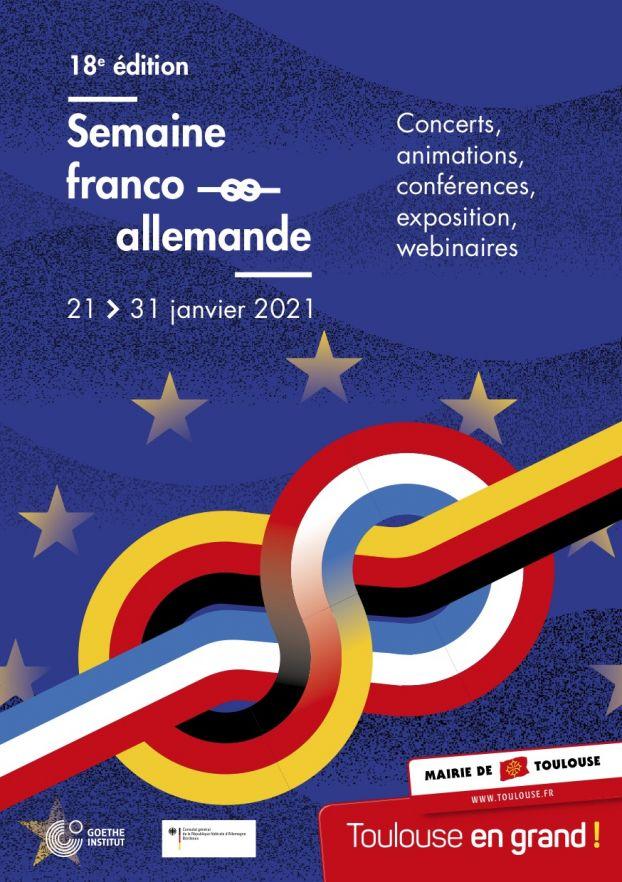 Goethe Institut - Semaine Franco-Allemande 2021