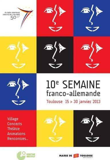 Goethe Institut - Semaine franco-allemande 2013