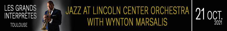 Les Grands Interprètes – Wynton Marsalis