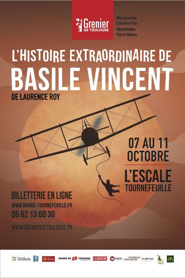 Grenier de Toulouse - L'histoire extraordinaire de Basile Vincent 209