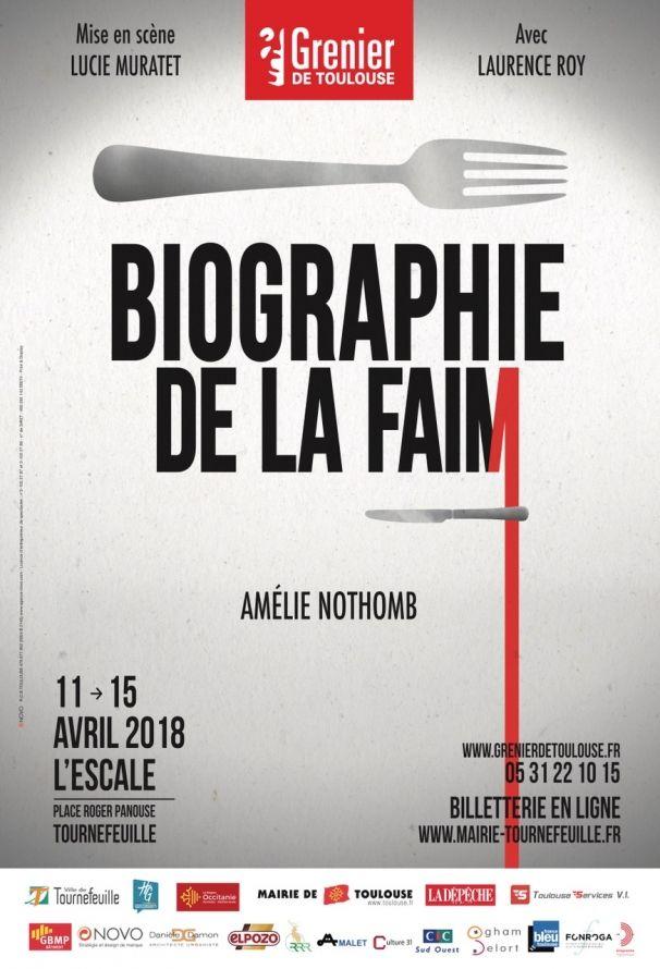 Grenier de Toulouse - Biographie de la faim 2018
