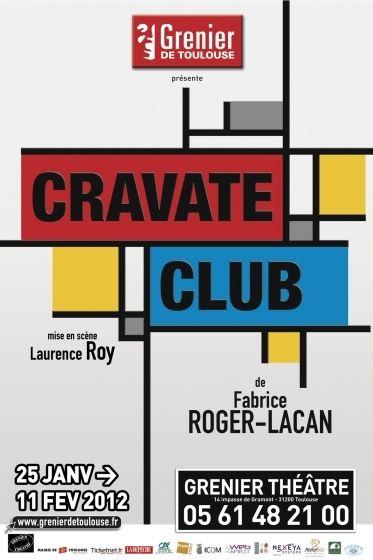 Grenier de Toulouse - Cravate Club