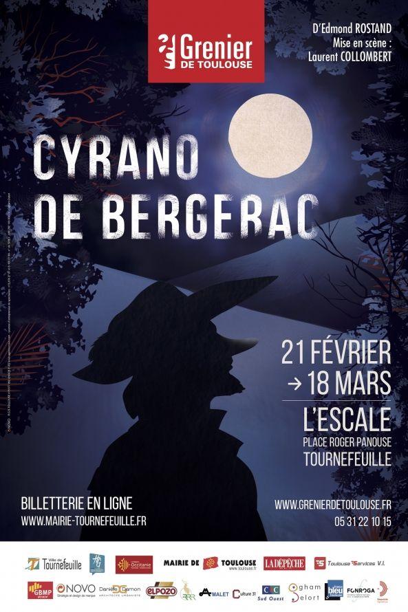Grenier de Toulouse - Cyrano de Bergerac