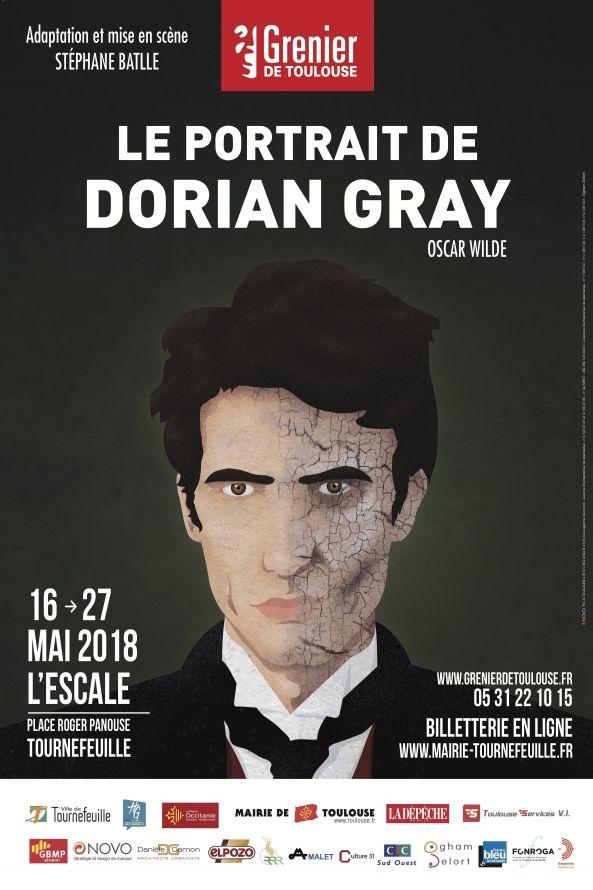 Grenier de Toulouse - Le portrait de Dorian Gray 2018