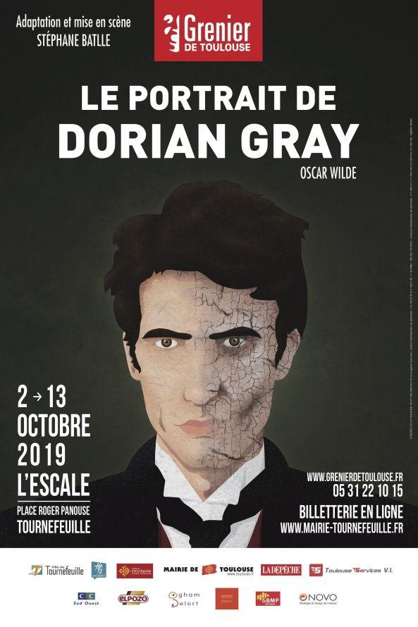 Grenier de Toulouse - Le portrait de Dorian Gray 2019
