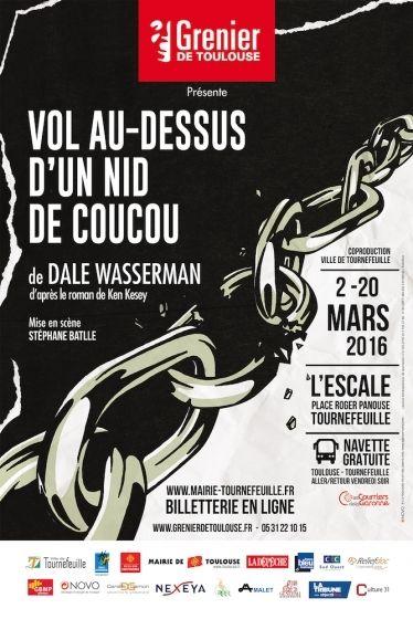 Grenier de Toulouse - Vol au-dessus d'un nid de Coucou 2016