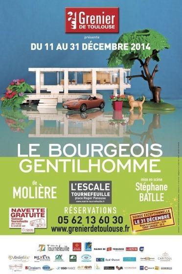 Grenier de Toulouse - Le Bourgeois Gentilhomme
