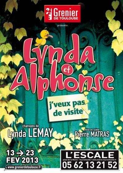 Grenier de Toulouse - Lynda & Alphonse