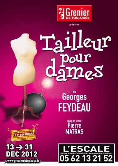 Grenier de Toulouse - Tailleur pour dames