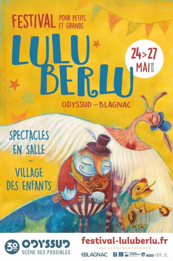 Odyssud - Lulu Berlu