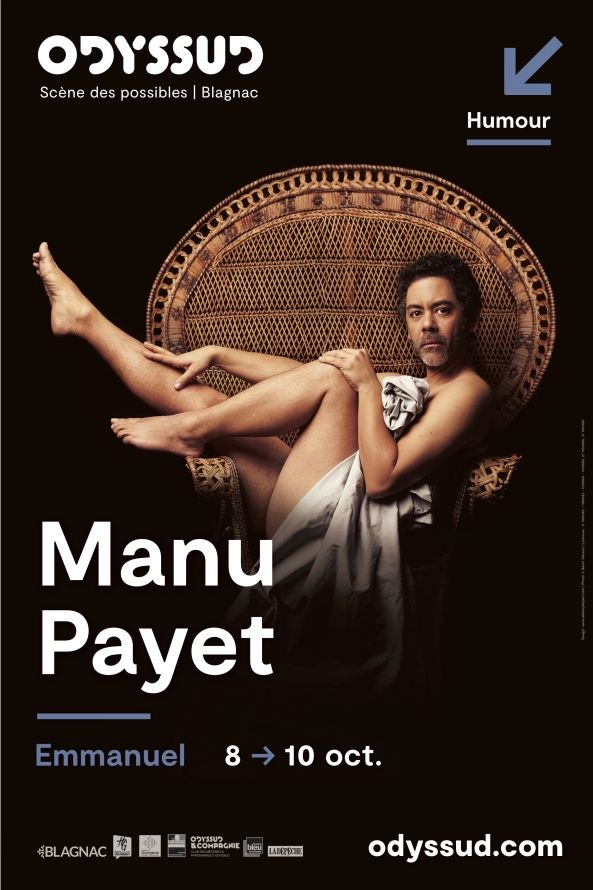 Odyssud - Manu Payet