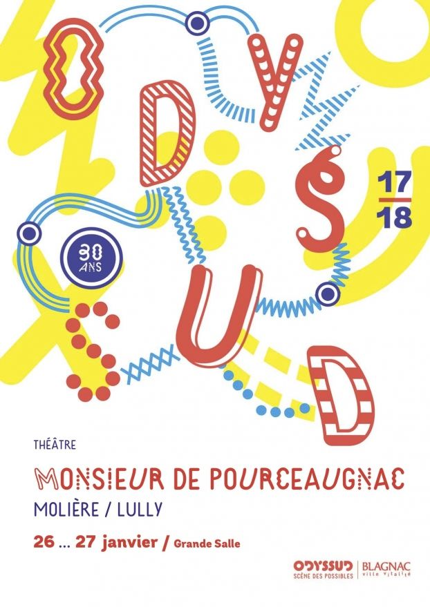 Odyssud - Monsieur de Pourceaugnac