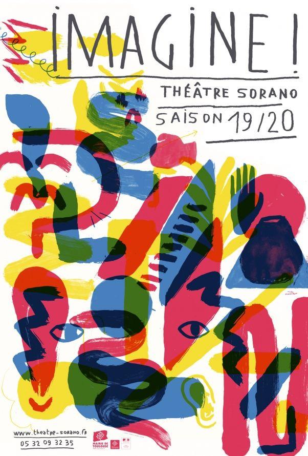 Théâtre Sorano - Imagine !