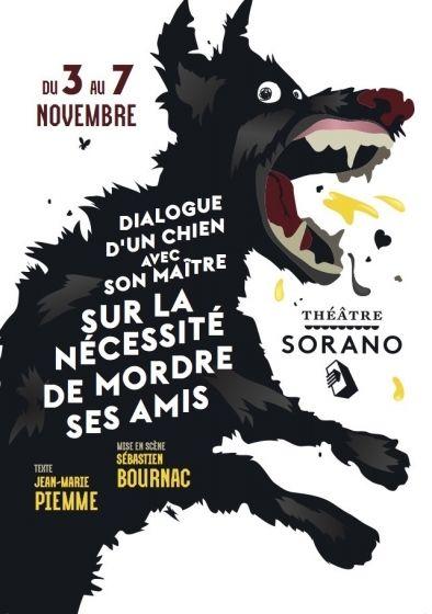Théâtre Sorano - Dialogue d'un chien avec son maître