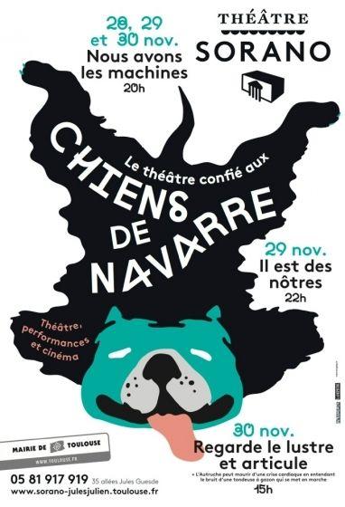Théâtre Sorano - Les Chiens de Navarre