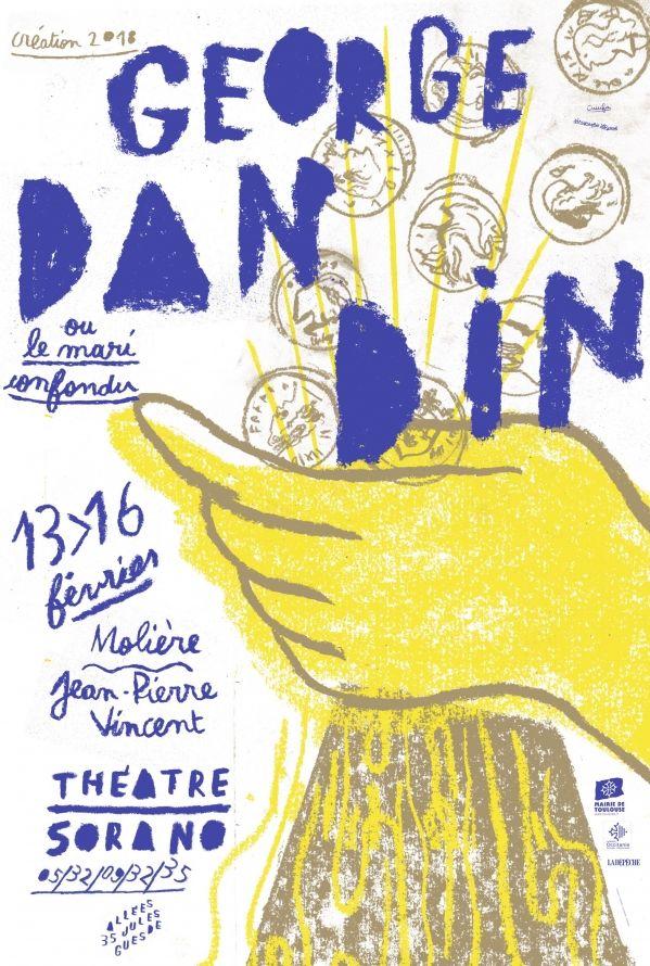 Théâtre Sorano - George Dandin