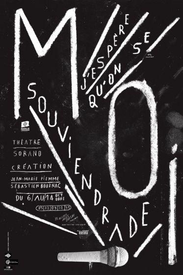 Théâtre Sorano - Souviendrade