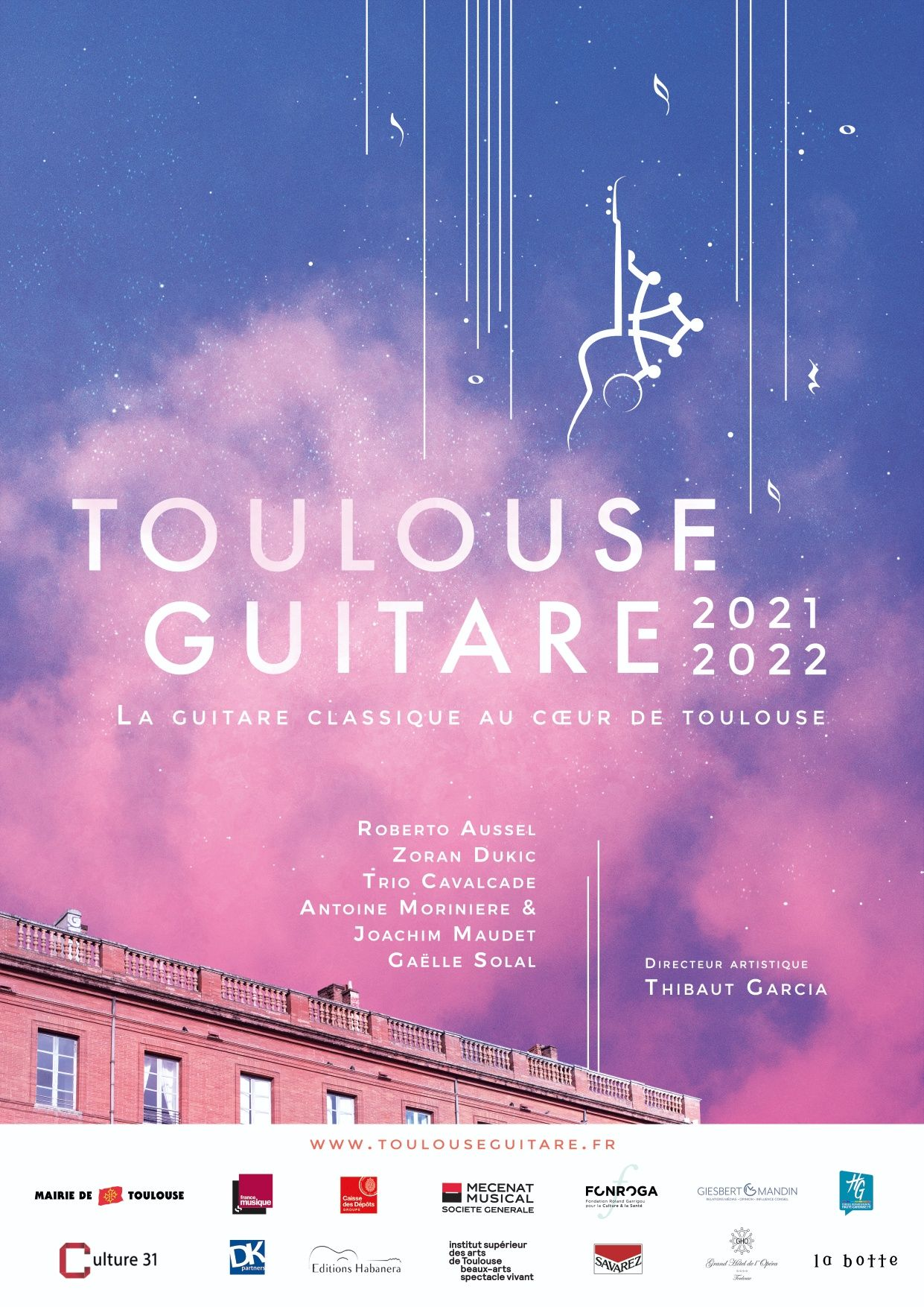 Toulouse Guitare - 21/22
