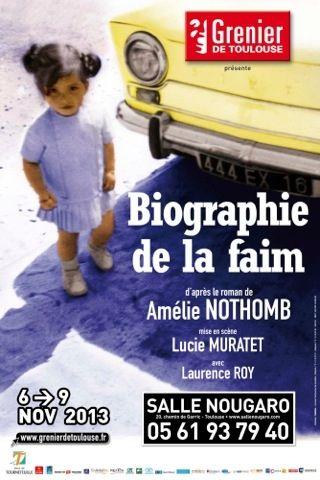 Grenier de Toulouse - Biographie de la faim