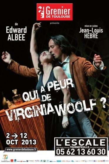 Grenier de Toulouse - Qui a peur de Virginia Woolf