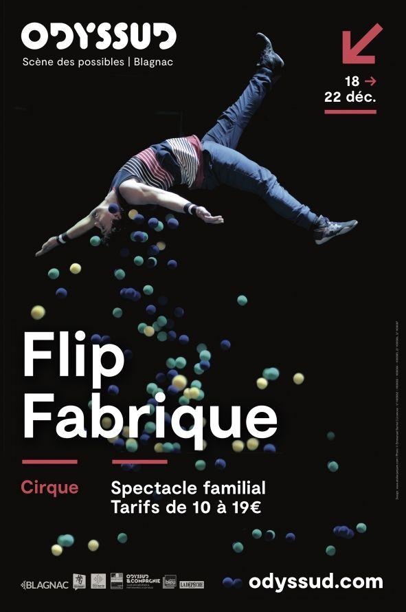 Odyssud - Flip Fabrique