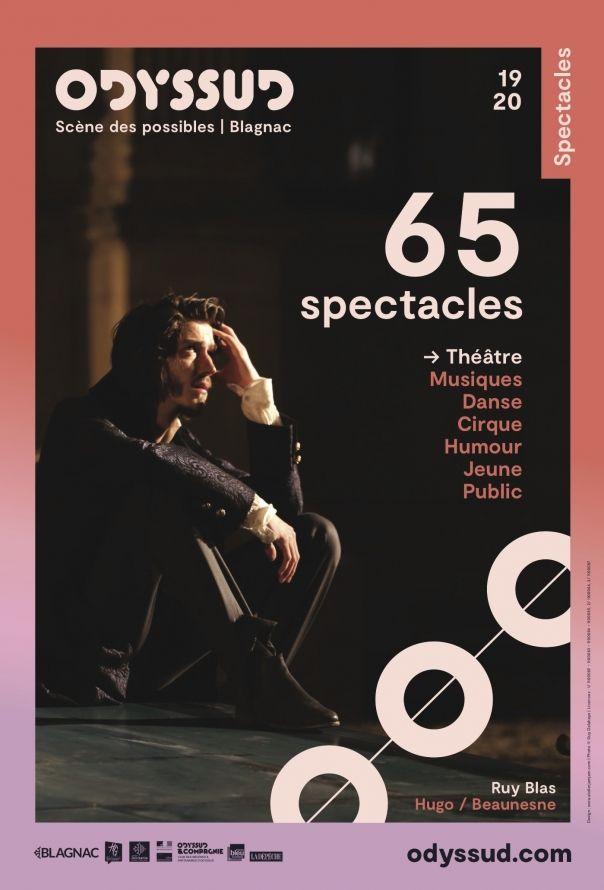 Odyssud - Théâtre 19/20