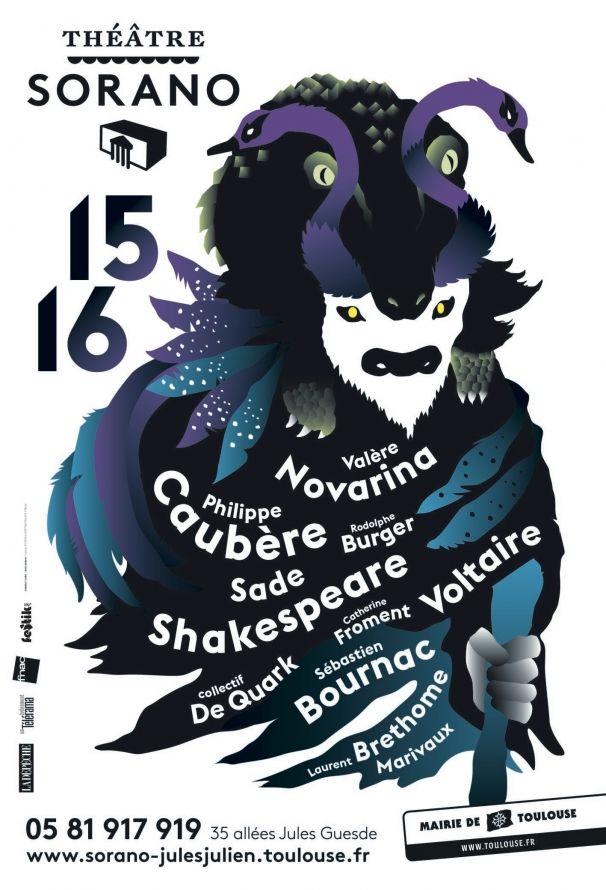 Théâtre Sorano 15/16