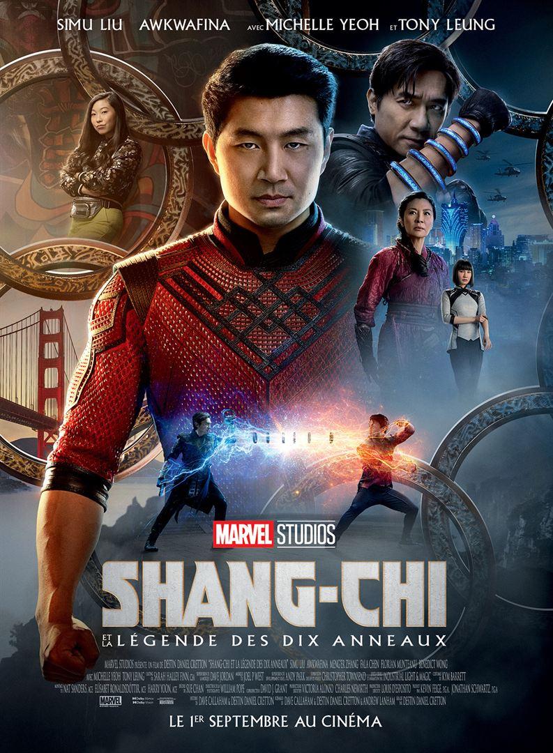 Shang Chi - Chronique