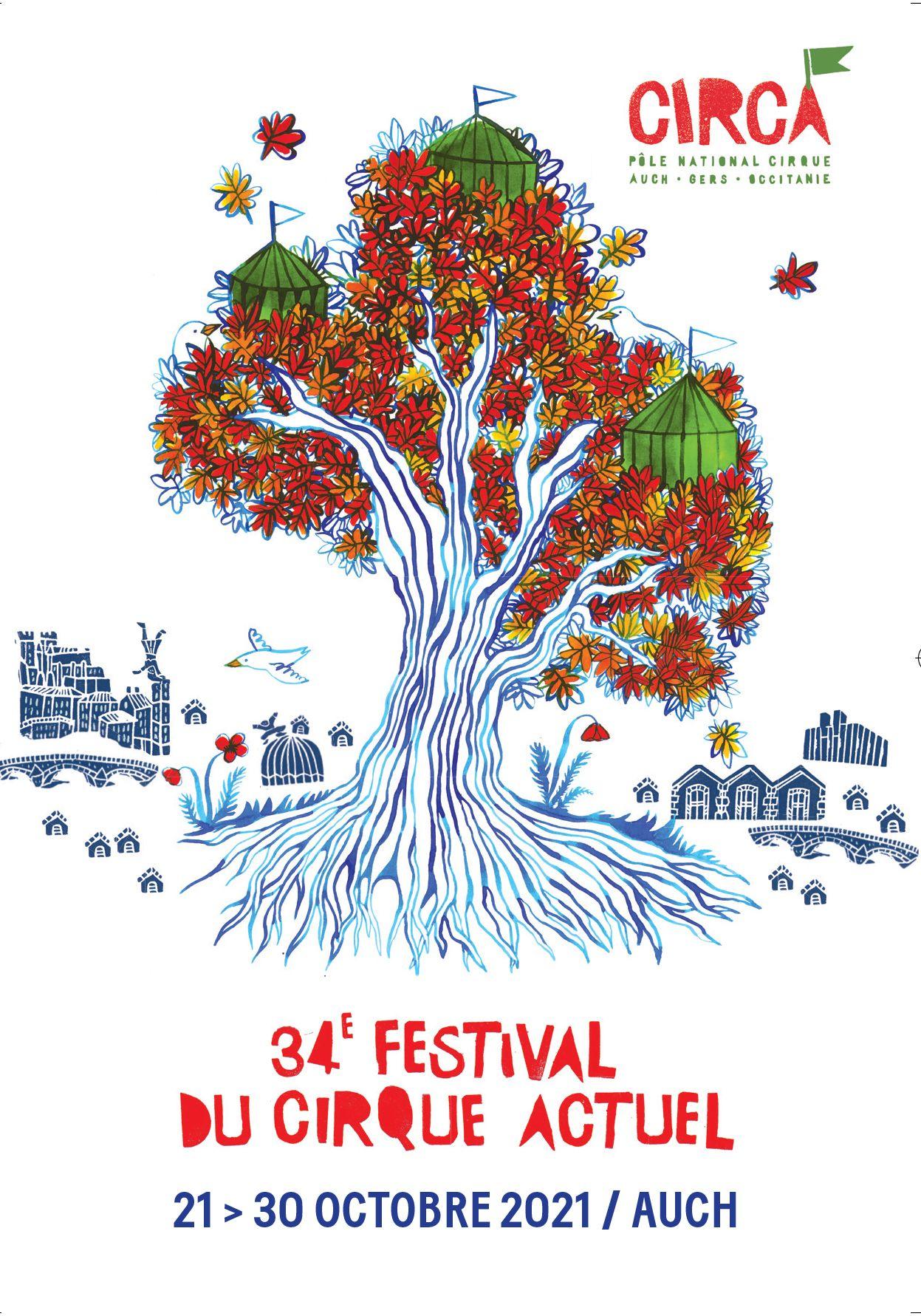 Festival du cirque actuel  - Circa 2021