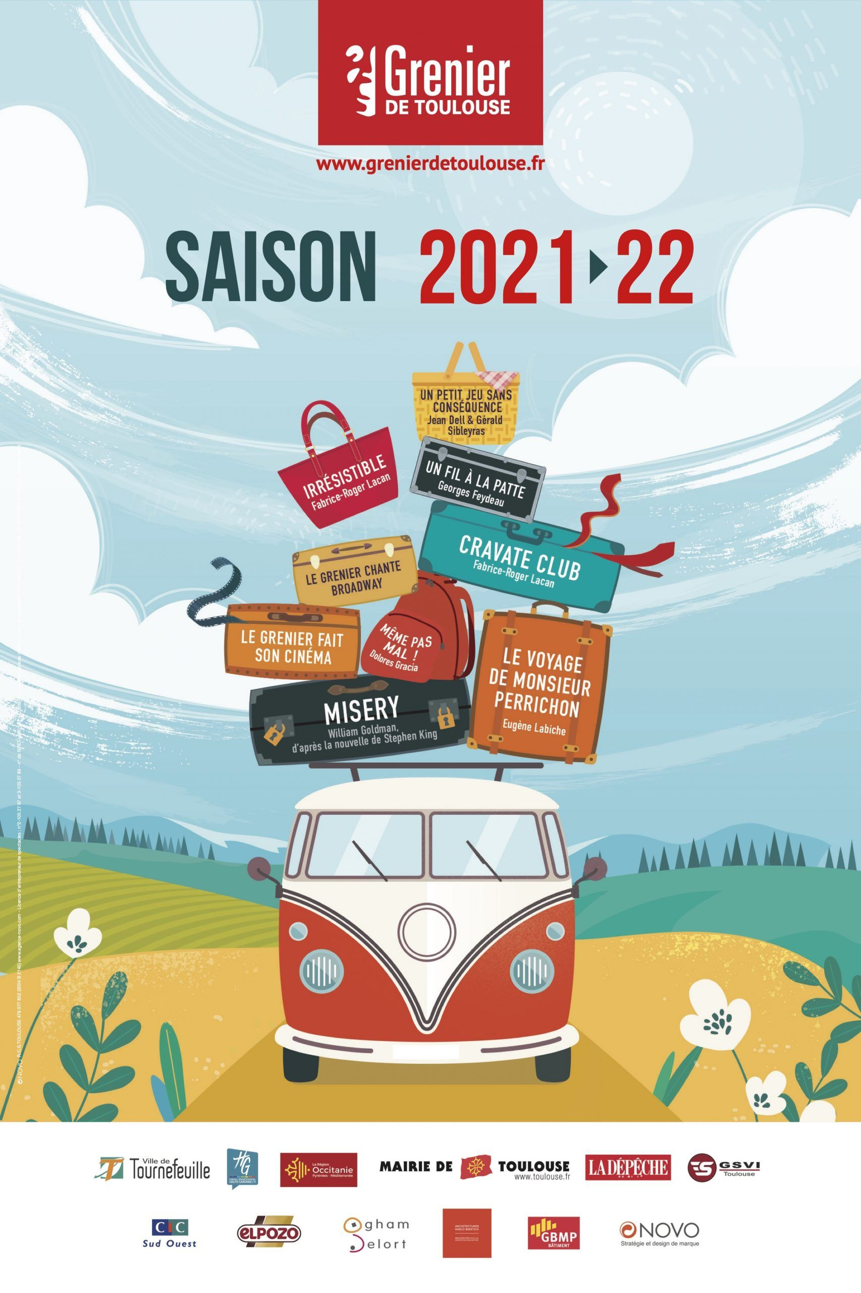 Grenier de Toulouse - Saison 21/22