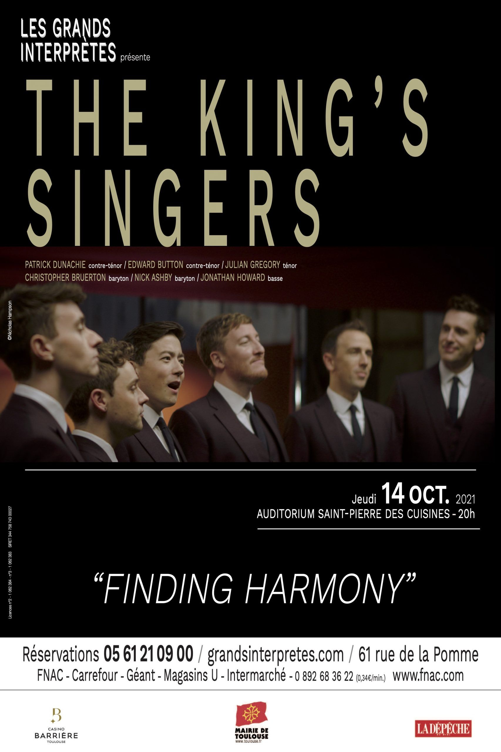 Les Grands Interprètes - The King's Singers