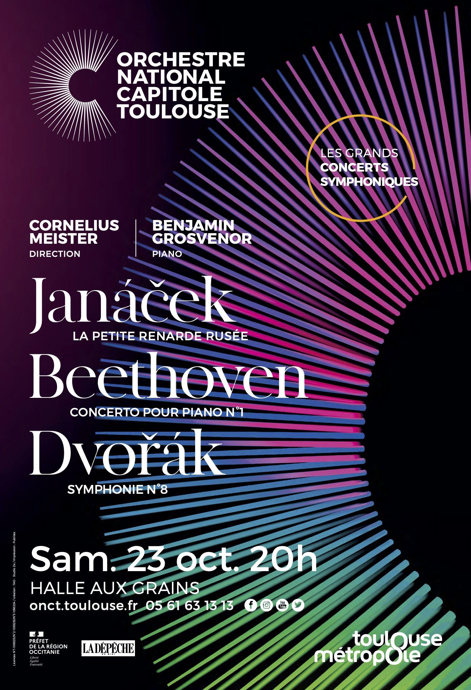 Orchestre national du Capitole - Cornelius Meister