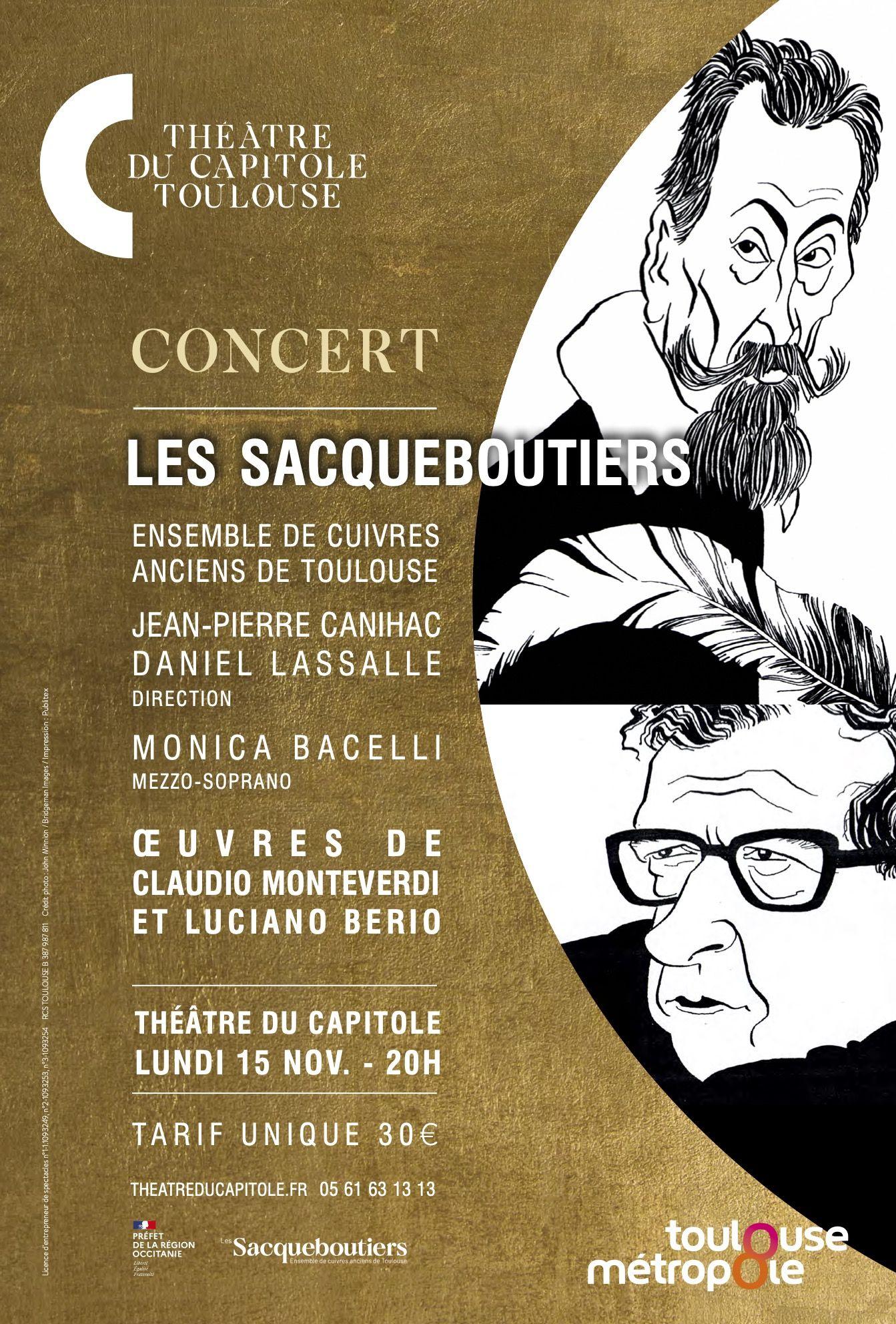 Théâtre du Capitole - Les Sacqueboutiers