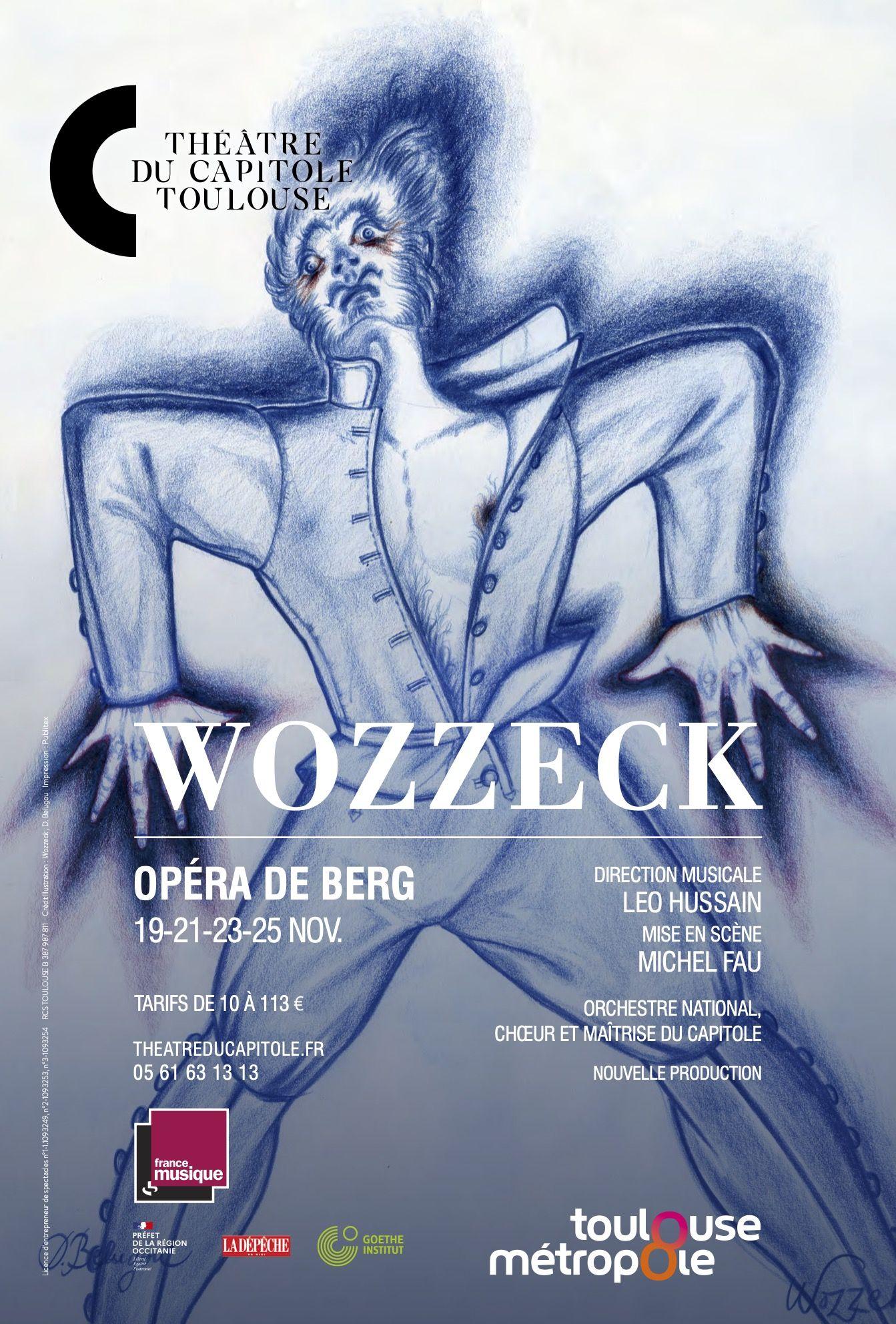Théâtre du Capitole - Wozzeck