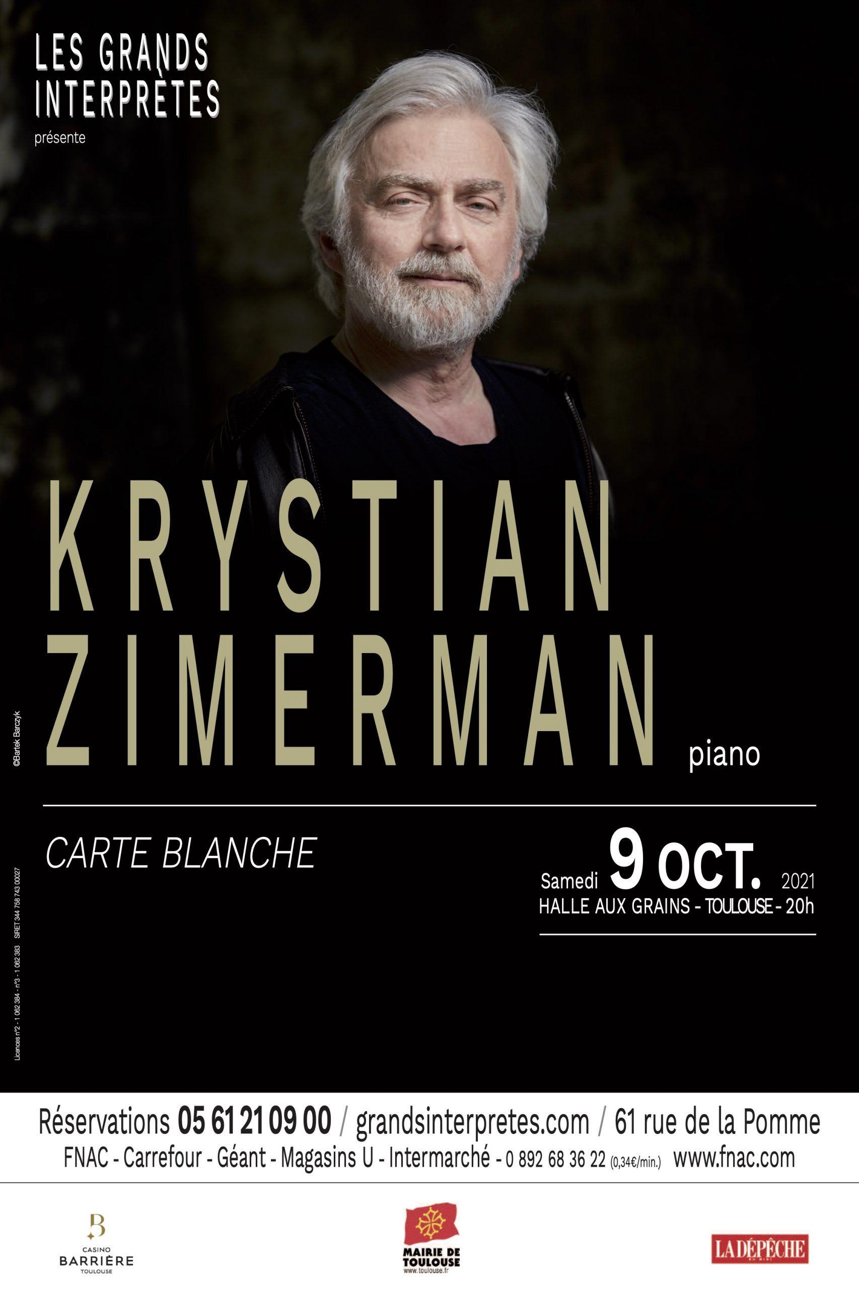 Grands Interprètes - Krystian Zimerman