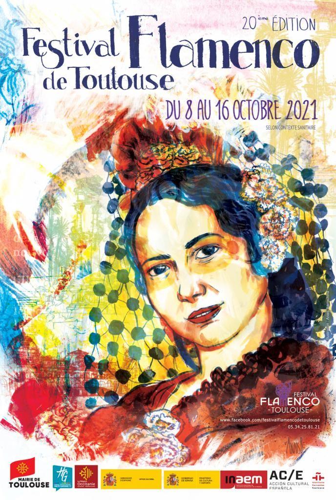 Festival de Flamenco de Toulouse - Edition 2021