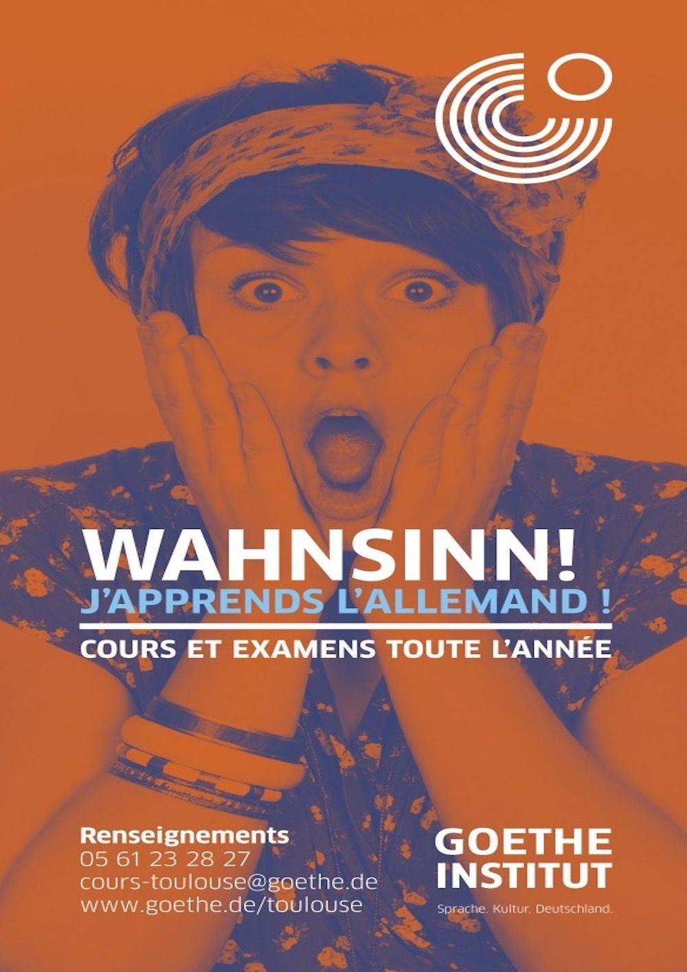 Goethe Institut - Cours 2021