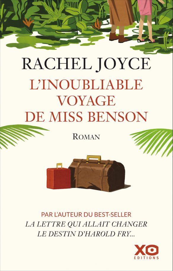 L'inoubliable voyage de Miss Benson - Rachel Joyce