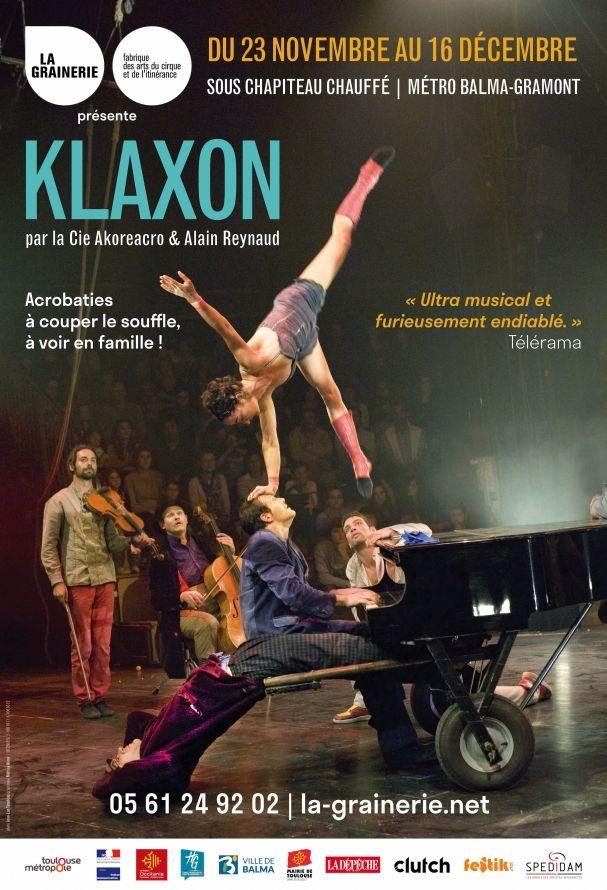La Grainerie - Klaxon