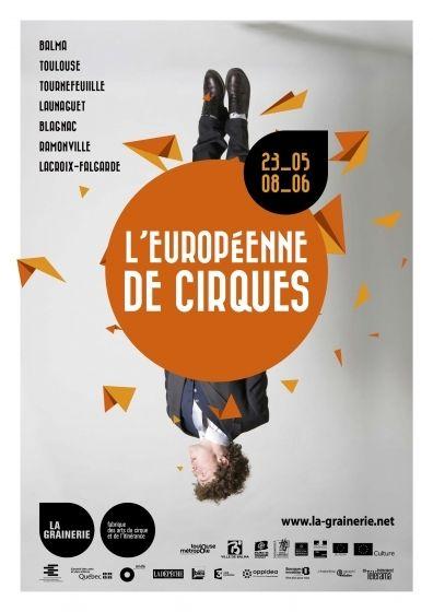 La Grainerie - L'Europenne de Cirques 2014