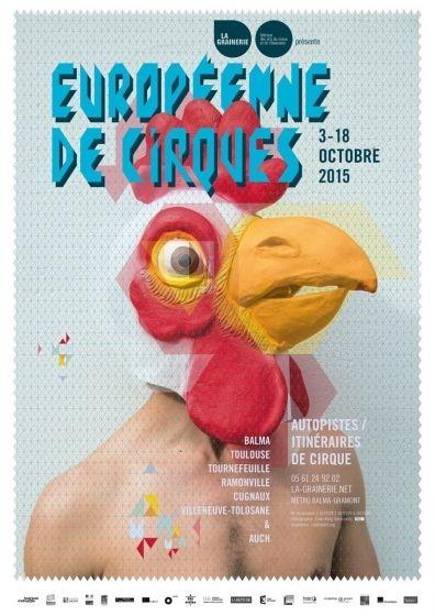 La Grainerie - L'Europenne de Cirques 2015
