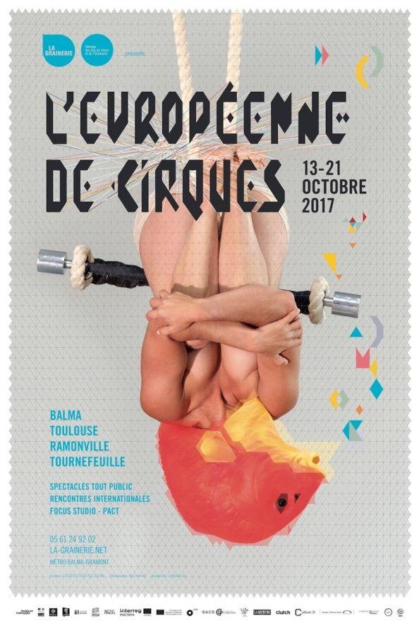La Grainerie - L'Europenne de Cirques 2017