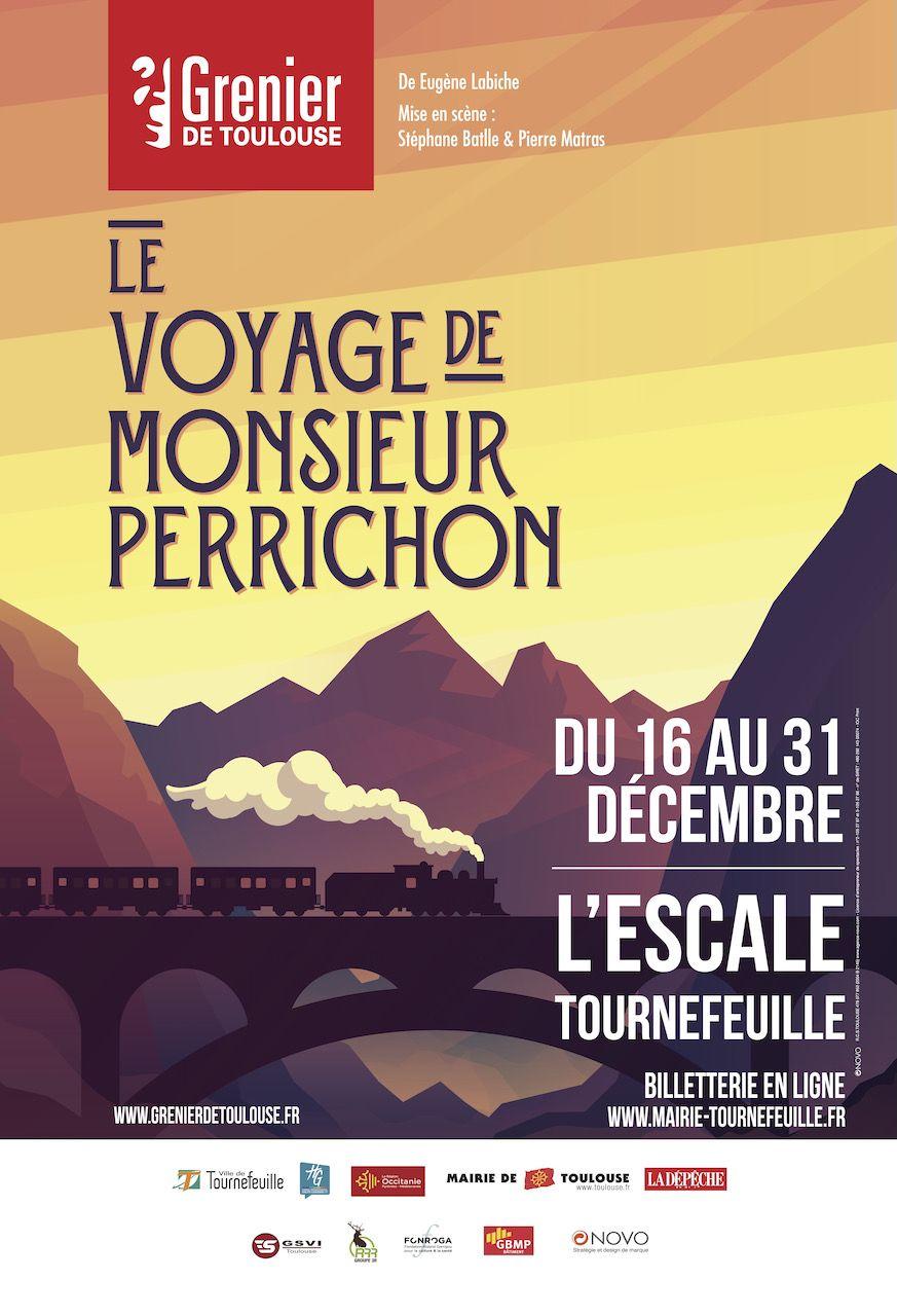Grenier de Toulouse - Le voyage de Monsieur Perichon