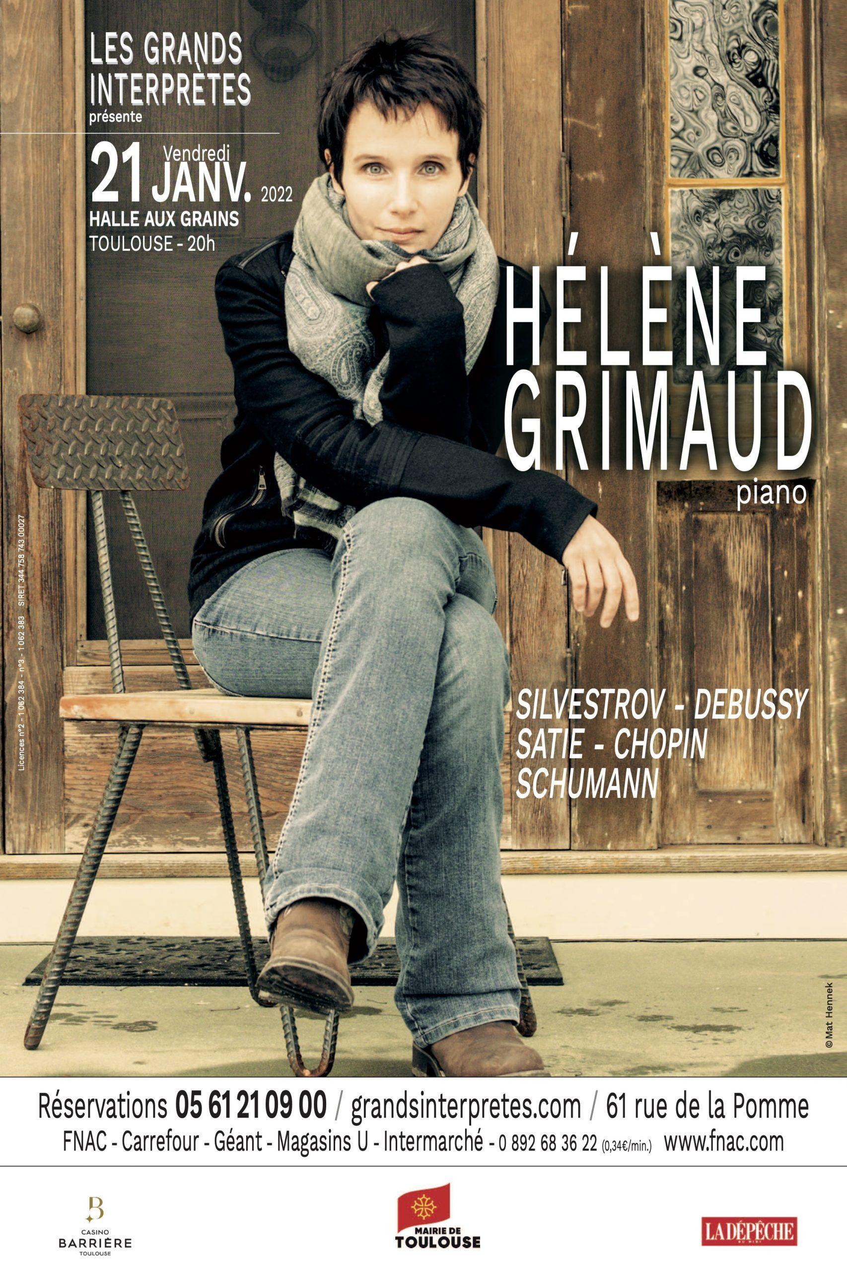 Les Grands Interprètes - Hélène Grimaud