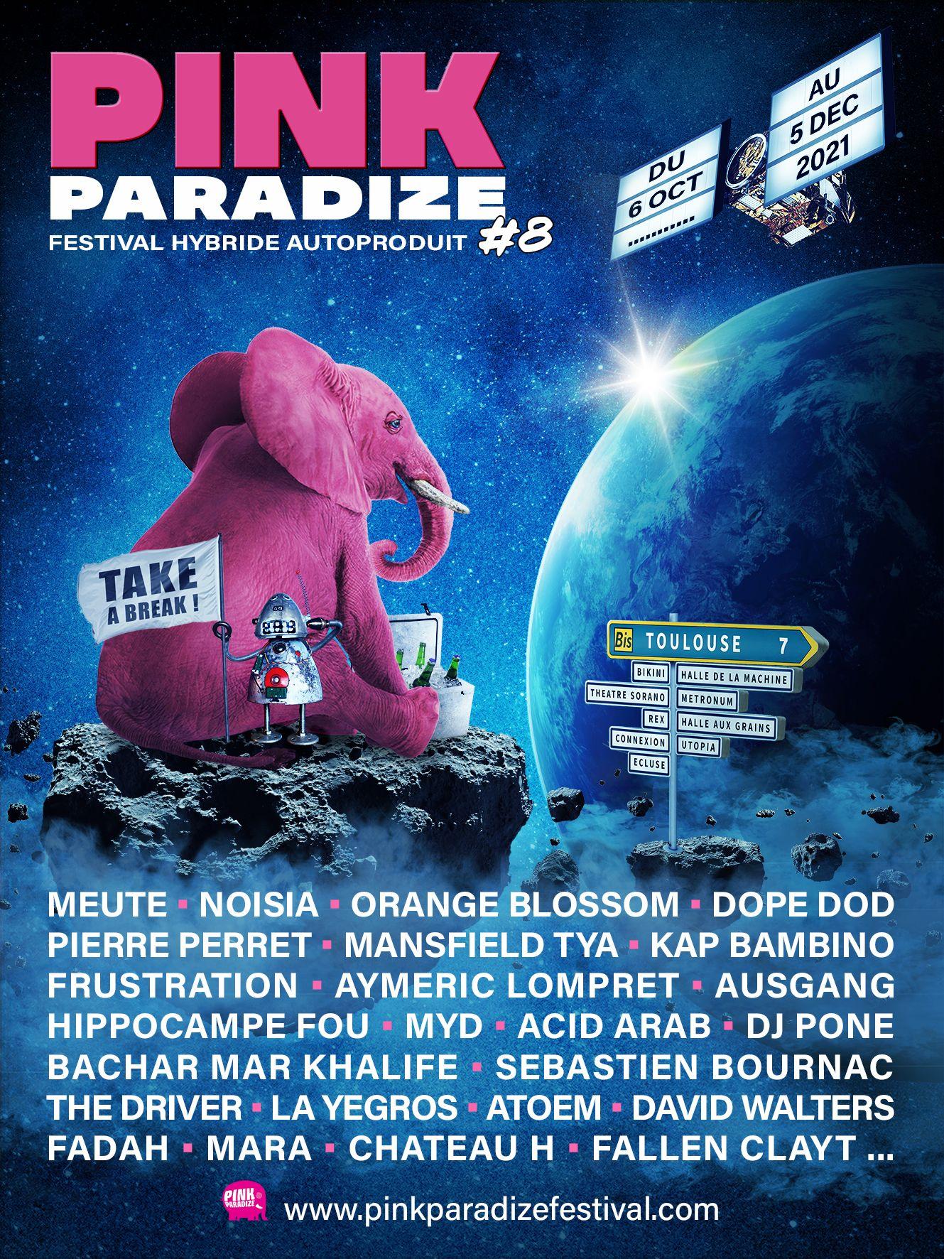 Pink Paradize 2021
