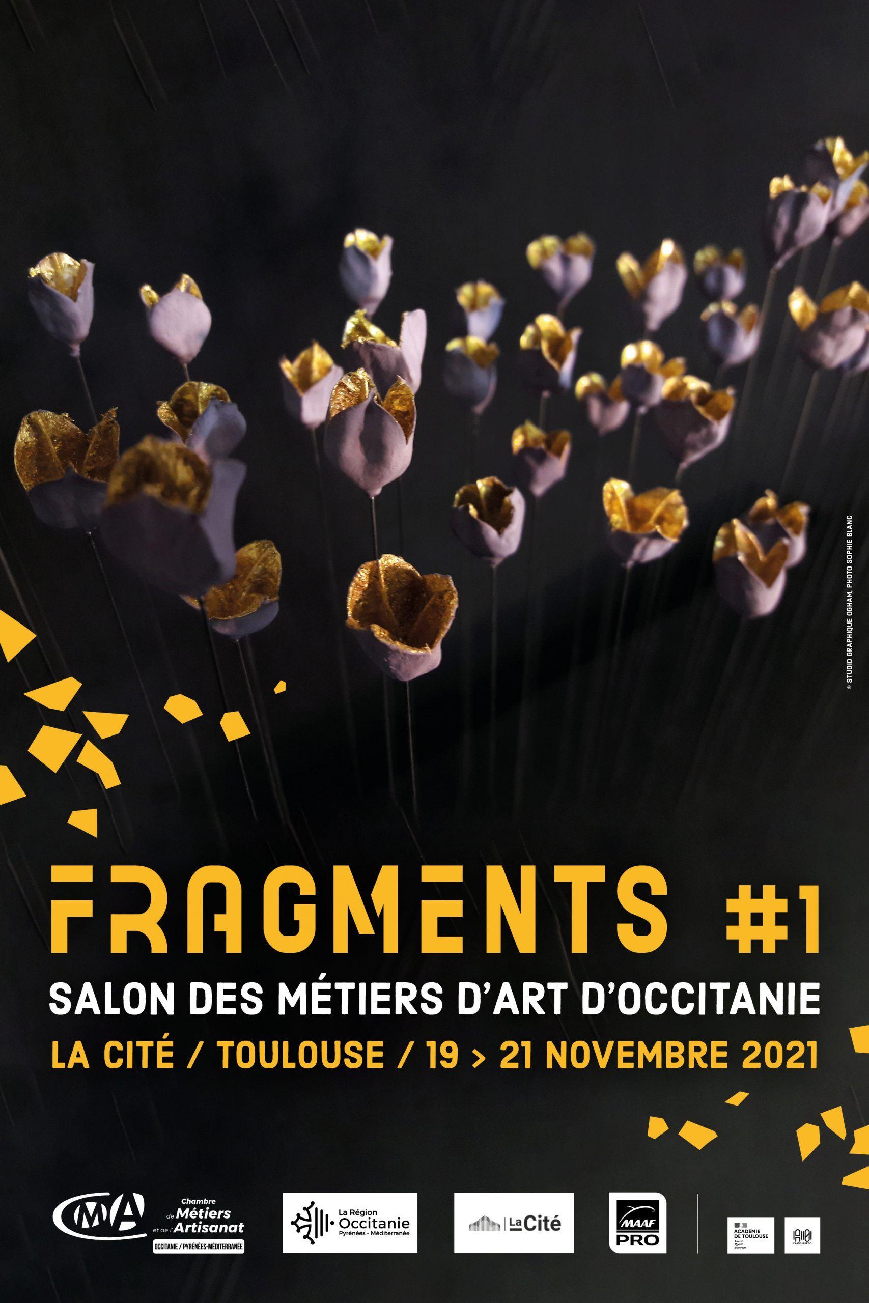 Salon des métiers d'art d'Occitanie 2021
