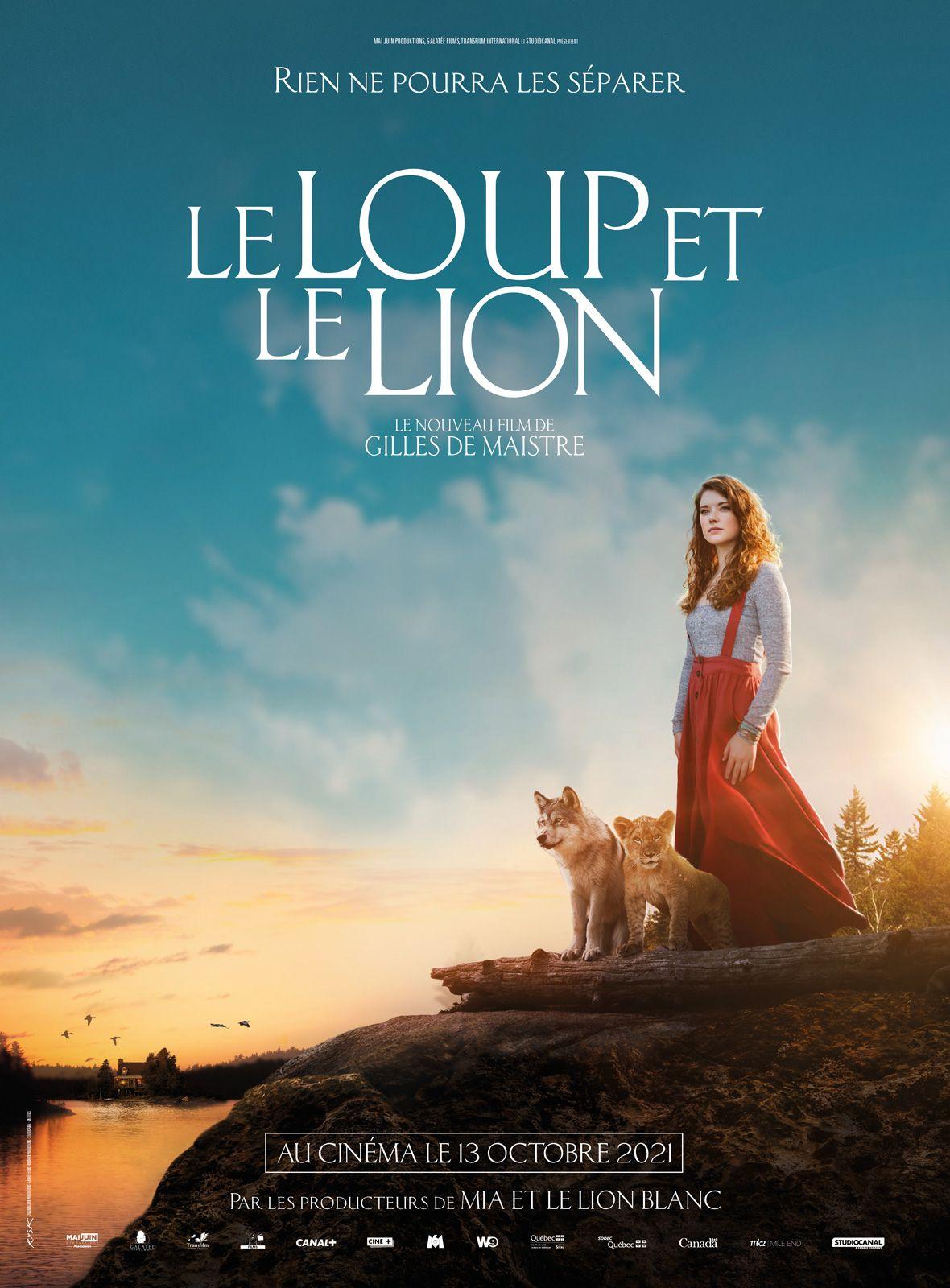 Le loup et le lion, un film de Gilles de Maistre