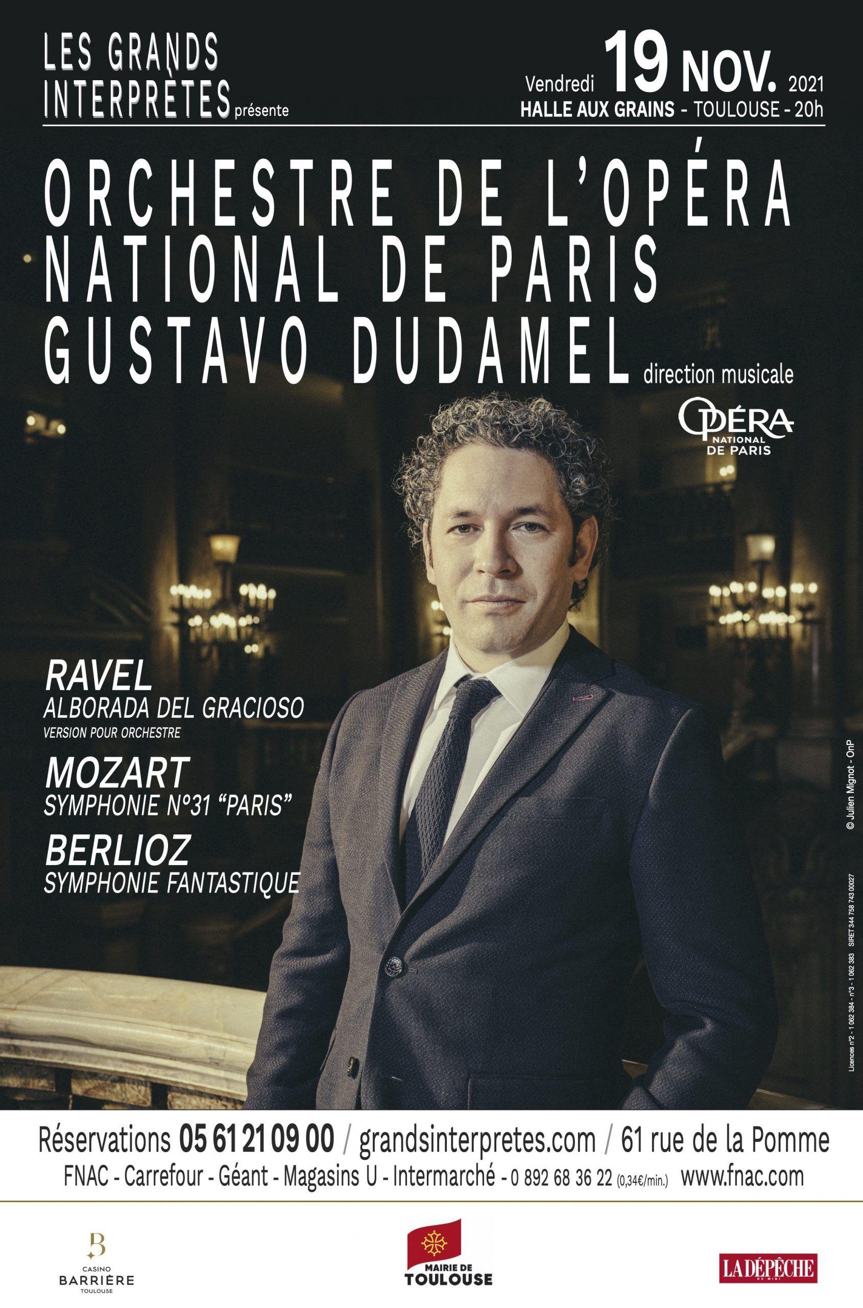Les Grands Interprètes - Gustavo Dudamel