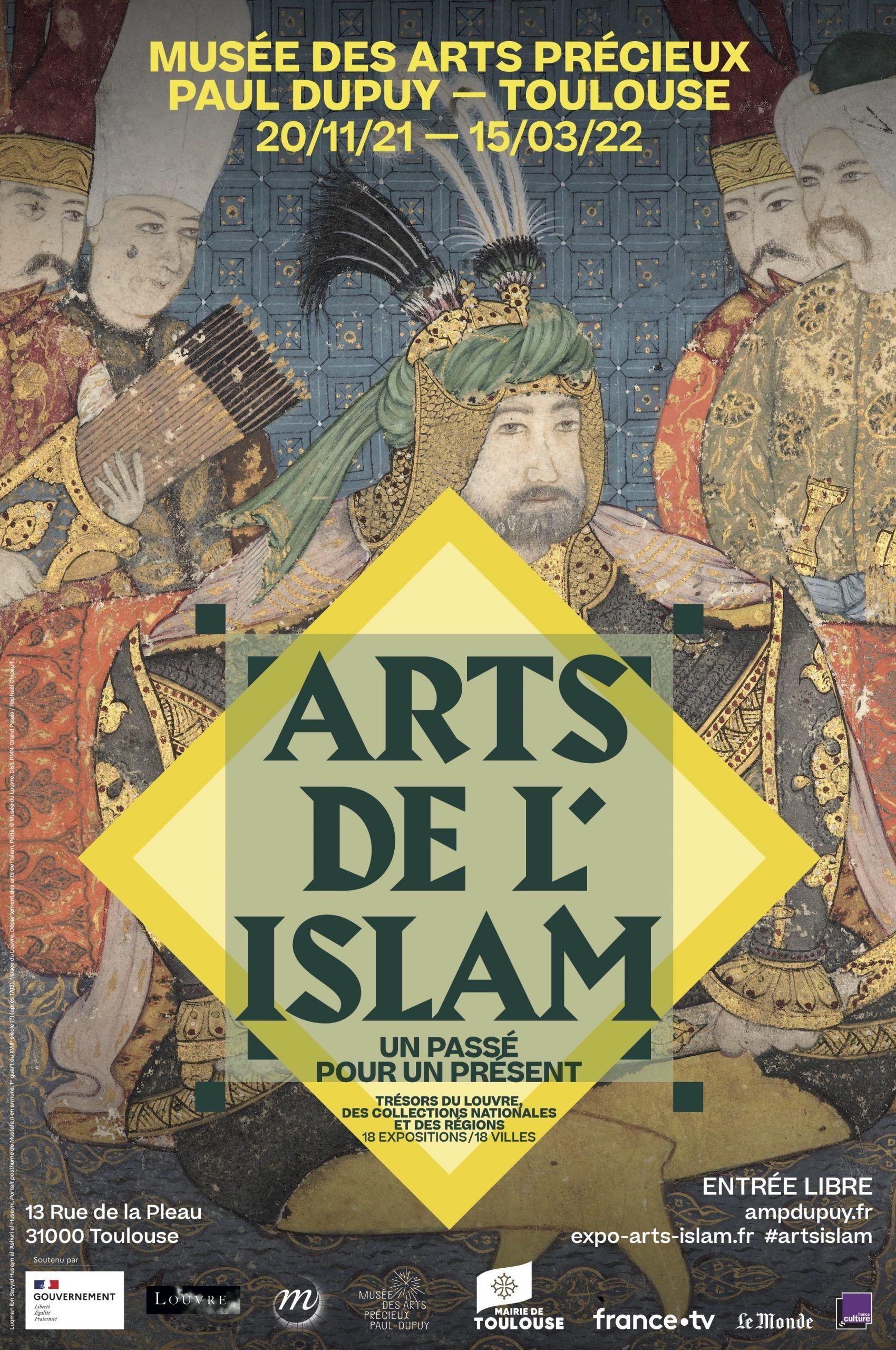 Musée Paul Dupuy - Arts de l'islam