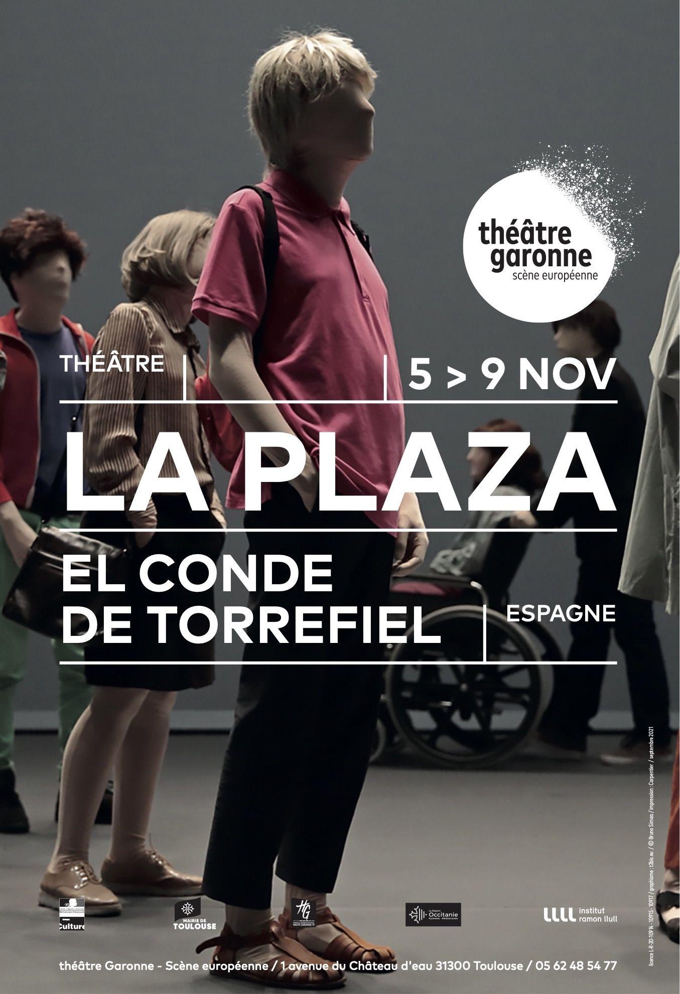 Théâtre Garonne - La Plaza